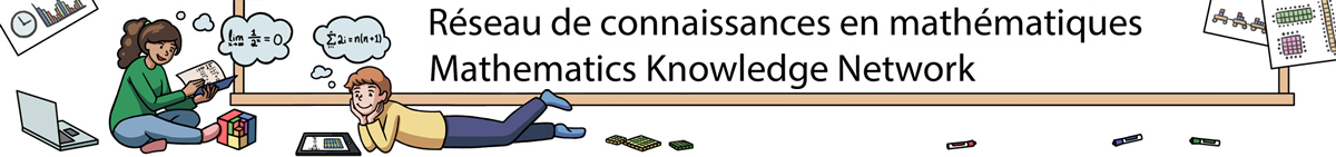 Math Knowledge Network