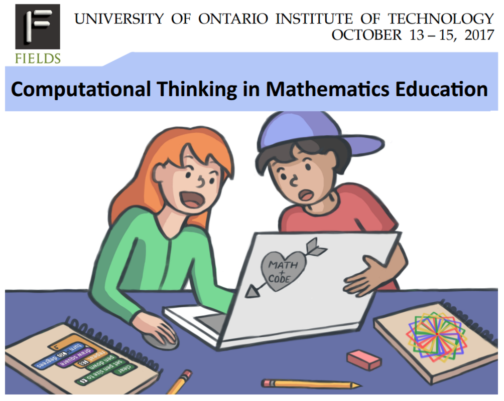 Computational Thinking in Math Ed. Symposium