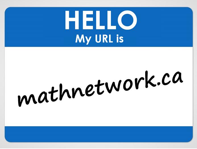 New Website URL