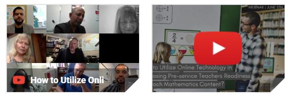 Math Knowledge Network – Réseau de connaissances en